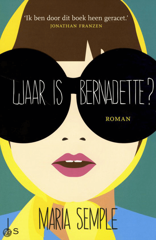 Waar is Bernadette?